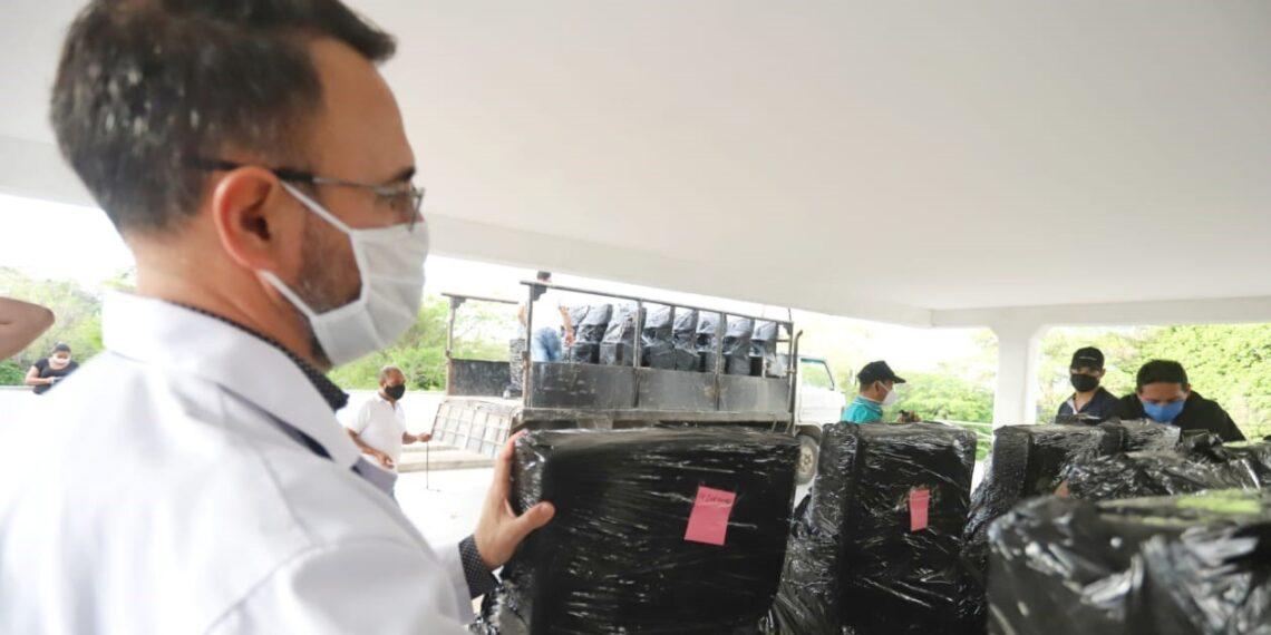 Minsalud entregó 40 ventiladores al Distrito de Cartagena