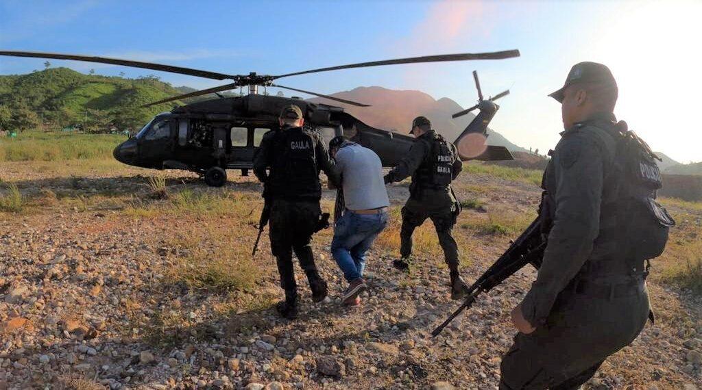 Golpe al Eln en el Sur Bolívar: Cayó Alias «El Picho» y 16 de sus hombres