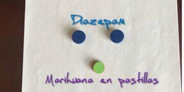 Recomendando marihuana y Diazepam alcalde Dau promociona segunda parte del libro blanco.