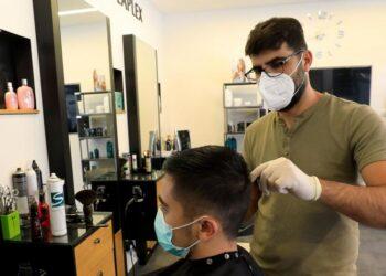 Autorizan plan piloto para peluquerías en Cartagena