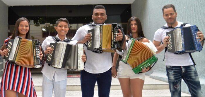 Reyes vallenatos de 2019 imponen récord en vigencia
