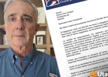 Caso Uribe después de su renuncia al Senado de Colombia