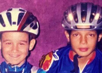 """Cecilia «Chechi"""" Baena y Eddy Âlvarez / pequeñas historias, grandes campeones."""