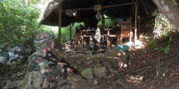 Desmantelan laboratorio para el procesamiento de coca en el sur de Bolívar