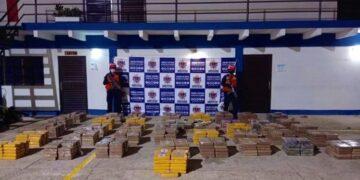 Incautan 1.2 toneladas de cocaína cerca de Tierrabomba