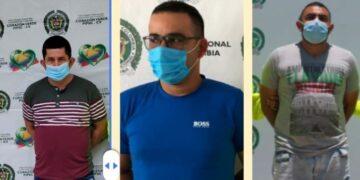 Caen tres presuntos integrantes del Eln pedidos en extradición