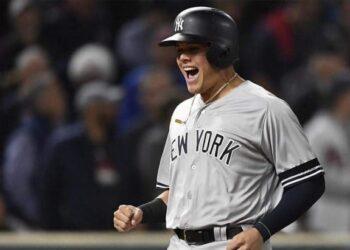 MLB | Gio Urshela remolcó la única carrera de su equipo