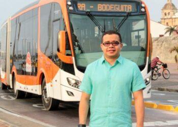 Humberto Ripoll Durango sale de la gerencia del SITM