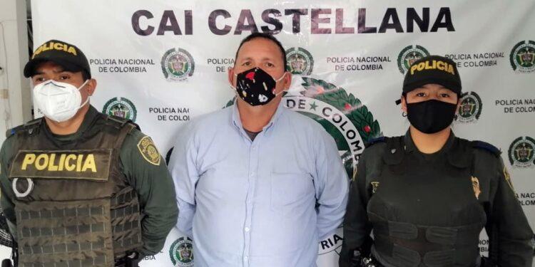 """Cayó hombre clave del """"Clan del Golfo"""" en Cartagena"""