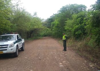 Ataque a policías en el sur del Cesar deja un muerto