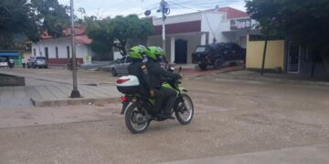 Dos Policías fueron atacados en San Juan Nepomuceno, Bolívar