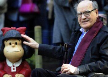 MUNDO | Muere el creador de Mafalda